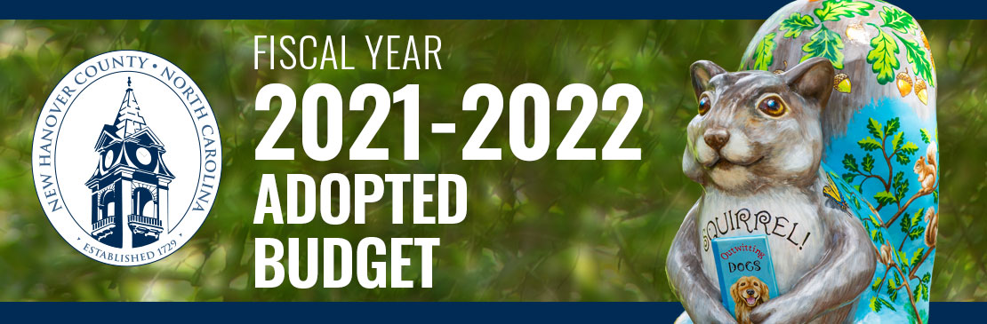 2021-2022 Adopted Budget